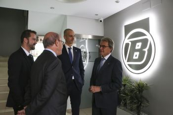 Visita President Generalitat Artur Mas 2