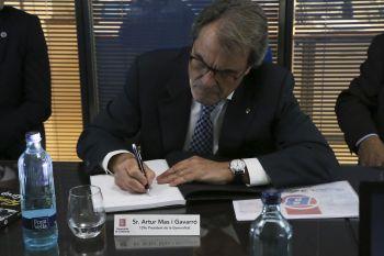 Visita President Generalitat Artur Mas 4