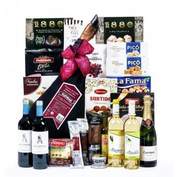 Lote L 26 cestas de Navidad para empresas Bgrup