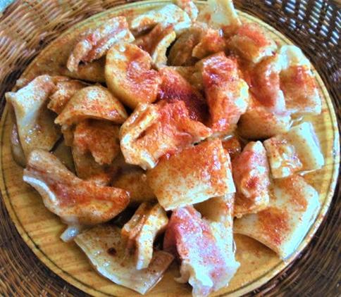 tapa de pulpo platos preparados refrigerados para hostelería BGrup