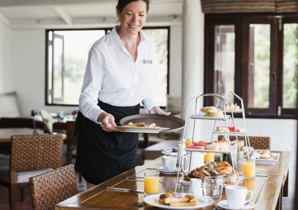 Proveïdors de menjar per a hotels