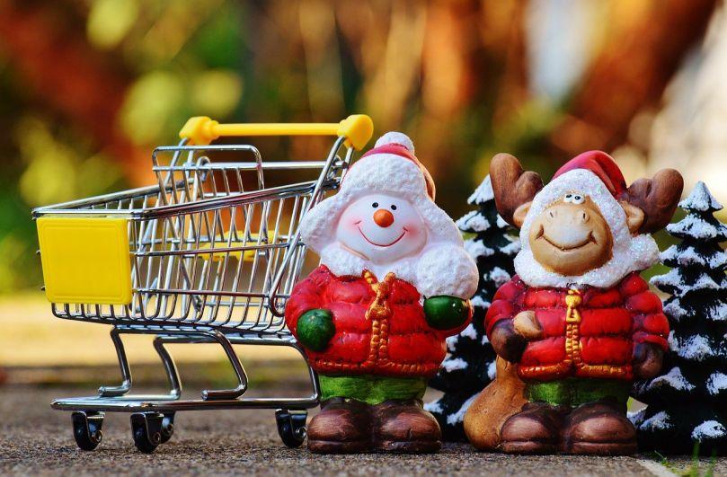 Productes nadalencs típics dels lots i les paneres de Nadal per a empreses