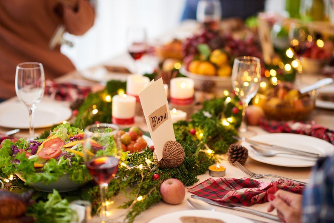 menús de Navidad para restaurantes BGRUP