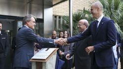 Visita Presidente de la Generalitat Artur Mas a B-Grup Central