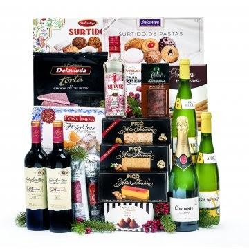 lote L 12 cestas de Navidad para empresas BGrup