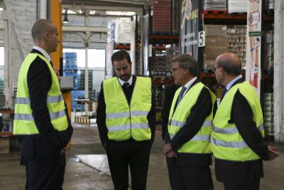 Visita Presidente Generalitat Artur Mas 3