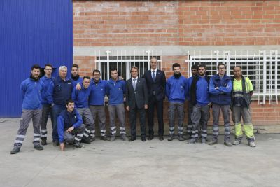 Visita Presidente Generalitat Artur Mas 7