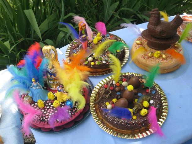 Receta mona de pascua chocolate monas de pascua BGRUP