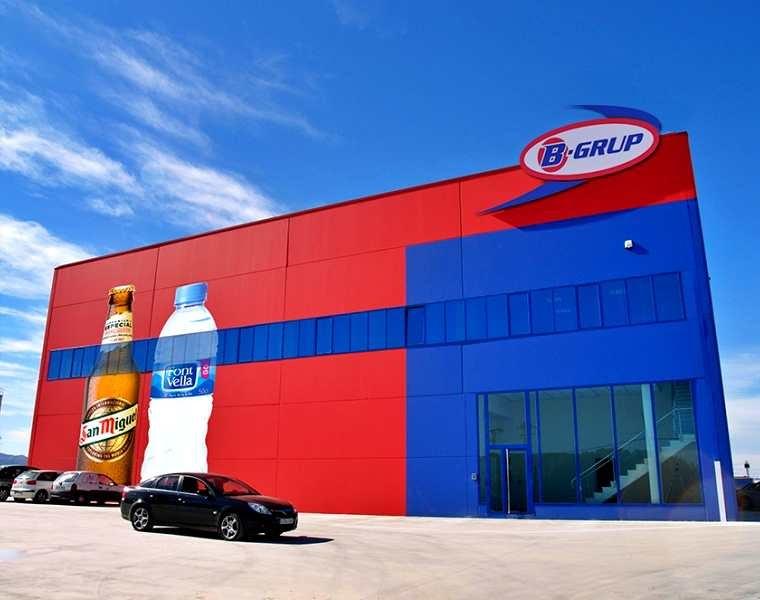 Bgrup de cartagena distribuidores mayoristas de alimentos en España BGrup