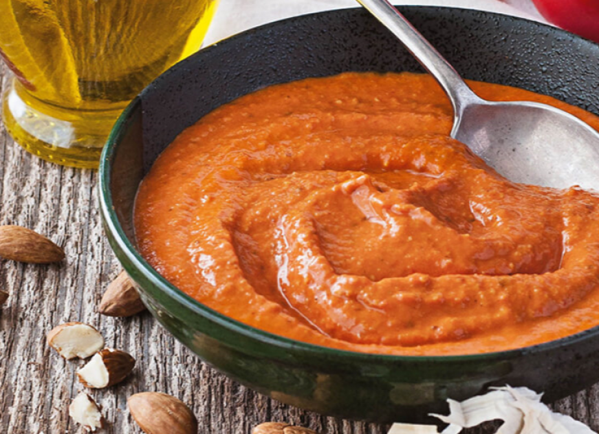 preparar salsa Romesco