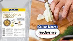 Reducción de cebolla Gallina Blanca