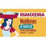 Mejillones Escabeche Rianxeira 12/18 Rr125 P-4 - 35267