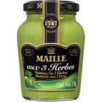 Mostaza Tres Hierbas Verdes 215 Gr Maille - 42449