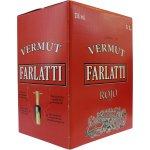Vermouth Farlatti Rojo Box 5lt - 42861