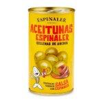 Aceitunas Rellenas Anchoa 350gr Espinaler - 43253