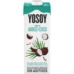 1 Brik Yosoy Arroz + Coco 1lt - 6874