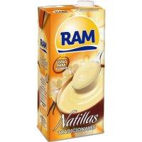 Natillas Ram Brik Litro - 10039
