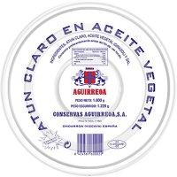 Atún Claro Aceite 1,800 Aguirreoa - 10270
