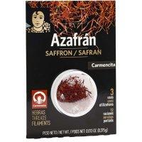 Azafran Hebra Carmencita 0,4gr Caja - 10482