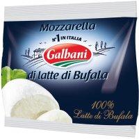 Mozzarella Bufala Santa Lucia - 10520