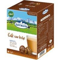 Café Con Leche Asturiana 16 Capsulas (4 U) - 10727