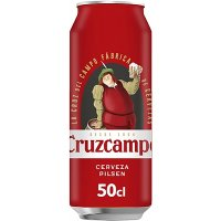 Cruzcampo 500 Llauna - 1075