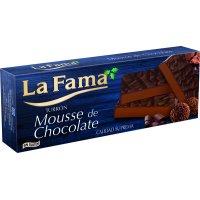 Torró Mousse Xocolata La Fama Suprema 150gr - 10919