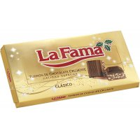 Turron Chocolate Crujiente Fama Suprema 200gr - 10962