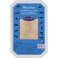 Carpaccio Bacalao Ahumado 500gr Tarrina - 11008