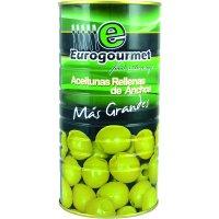 Olives Farcides Eurogourmet 1,5kg - 11099