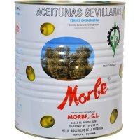 Aceitunas Manzanilla Morbe 200-220 5kg - 11164