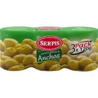 Olives Serpis Farcides 1/8 125gr - 11173