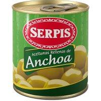 Olives Farcides Serpis 200gr - 11175