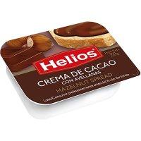 Crema De Cacau Helios Porcions 20gr 120u - 11223