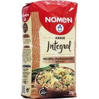 Arroz Integral 1kg Nomen - 1132