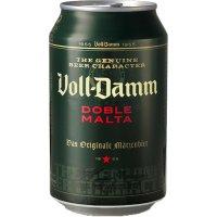 Cerveza Voll Damm Lata 0,33cl - 11425