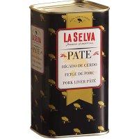 Paté Higado Lata La Selva 1,5kg - 11436