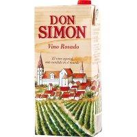 Don Simon Brik Litre Rosat - 1152