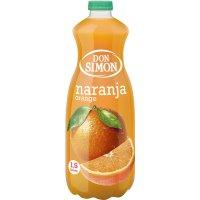 Nèctar Don Simon Disfruta Taronja 1,5lt Pet - 1164