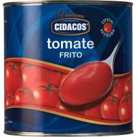Tomate Frito Cidacos Lata 3kg. - 11815