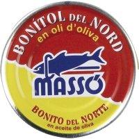 Bonito Norte En Aceite Oliva Masso 1/8 - 12225