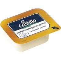 Mantega Castillo Porcions 100 Unid - 12229