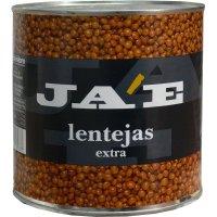 Llenties Extras Ja'e Llauna 3kg - 12290