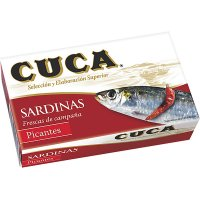 Sardines Picants Rr125 - 12411