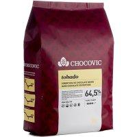 Cobertura Pura Tobago Chocovic 5kg - 12662