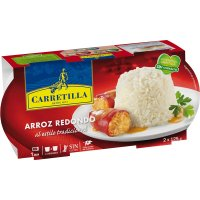 Arroz Redondo Carretilla 125gr Pack-2 - 12695