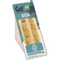 Sandwich Basic Atún ñaming 130 Gr - 12730