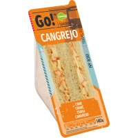 Sandwich Basic Cangrejo ñaming 130 Gr - 12731