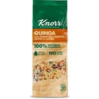 Amanida Quinoa Tomàquet I Pastanaga Knorr 548gr (4 U) - 12762