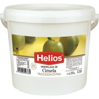 Mermelada De Ciruela Helios Cubo 4,2kg - 12766
